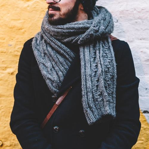Scarf Dry Clean