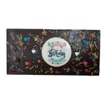Happy Birthday Chocolate Greeting Card BAR 100gms