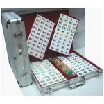 Metallic Mahjong Box