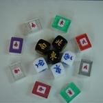 Mahjong Wind Dice