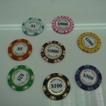 Monte Carlo Chips
