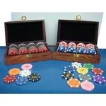 Casino Chip Box