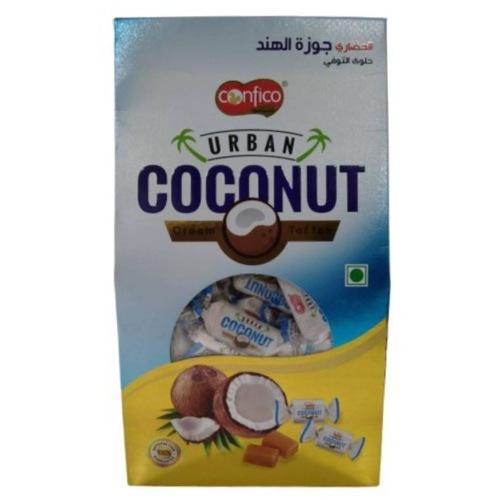 Confico urban Coconut Cream Toffee  Pakc of 2