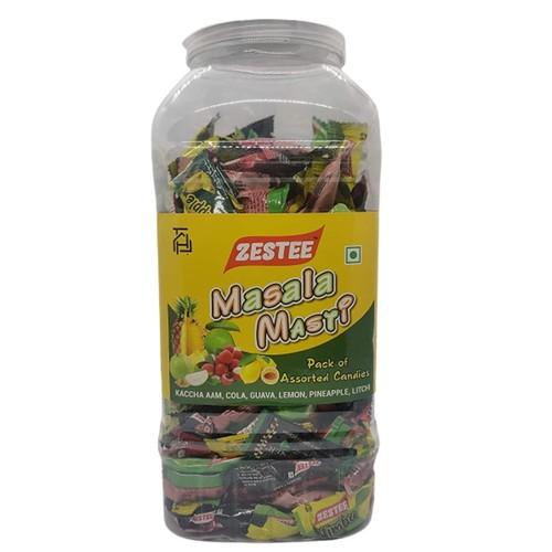 Zestee Masala Assorted candy Jar Mrp 200