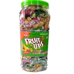 Confico Fruits ups Toffee Jar Mrp 240