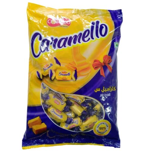 Confico Caramello Creamy Toffee Poly  Pack of 2