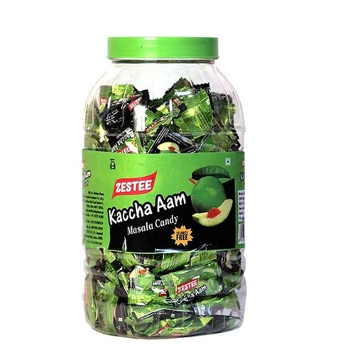 ZESTEE Masala Candy Chatpata Kacha Aam Jar- Pack Of 1