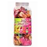 Rebel True Heart Mix Fruit Candy  Pack of 2