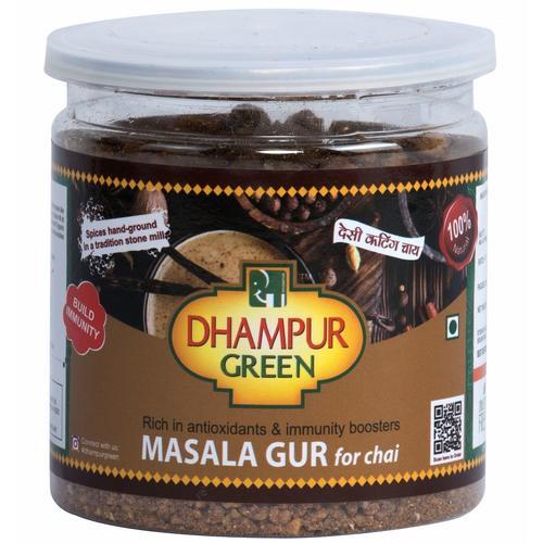 Dhampur Gur Masala Chai 250 Gms