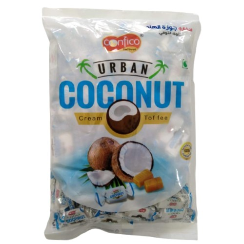 Confico Urban Coconut Cream Toffee Poly Mrp 150