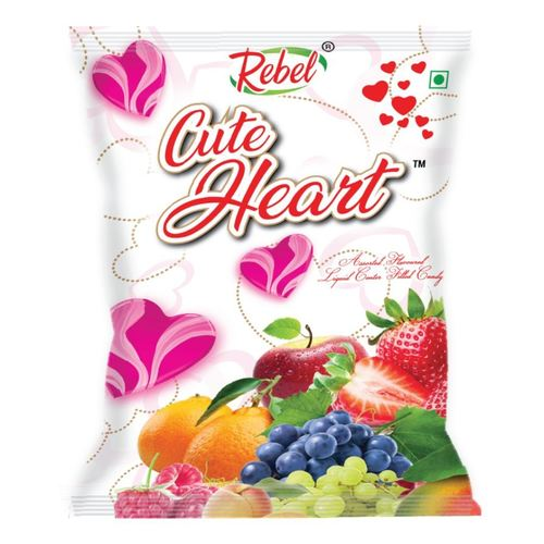 Confico Rebel Cute Heart Toffees Mrp 166