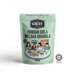 KINTRY Pandan Gula Melaka Granola 200g Halal