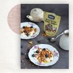 KINTRY Salted Butter Caramel Granola 60g Halal