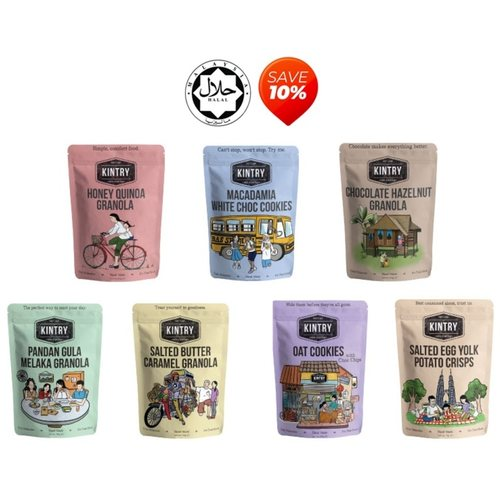 KINTRY Snack Packs Bundle Deal