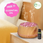 Essential Oil Diffuser 400ml  DOFT Aroma