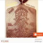 Mariang Bukas-Palad Protection and Lucky Charm Medallion