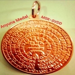 Anyuna Protection and Lucky Charm Medallion