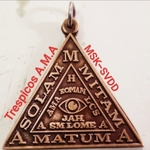 Trespicos AMA Protection and Lucky Charm Pendant