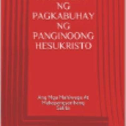 Aklat ng Pagkabuhay ng Panginoong Hesukristo