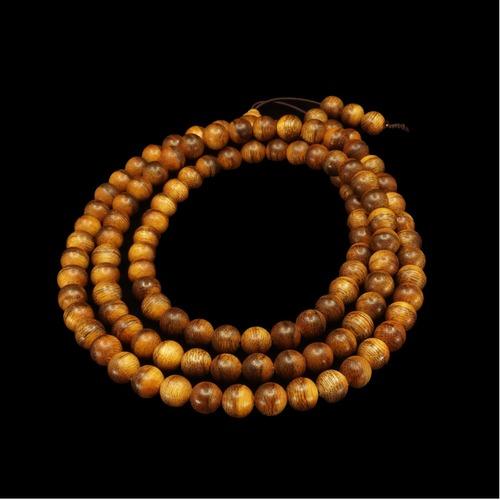 Agarwood Mala Beads - 8mm