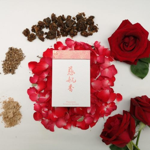 Happiness Aromatic Incense 慈航香