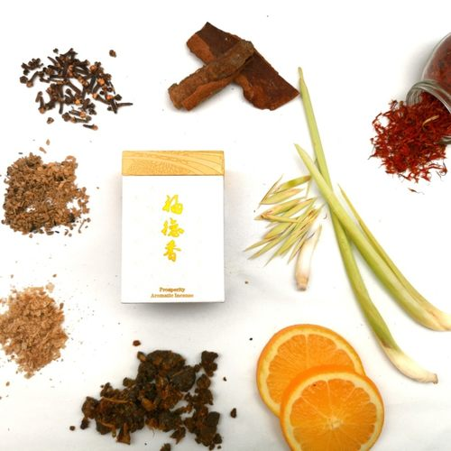 Prosperity Aromatic Incense 福德香