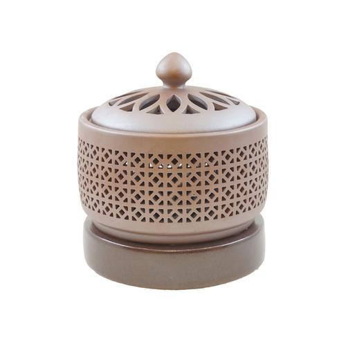Electric Ceramic Incense Burner 调温定时电熏炉