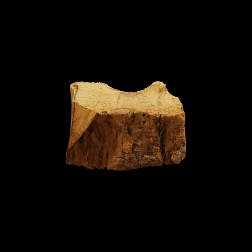 Yellow Kynam Pendant 黄奇楠挂件 - 4.78g
