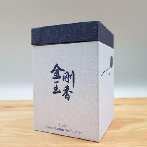 Box View - Kinko Peace Aromatic Incense
