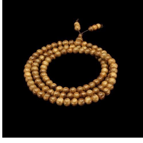 Agarwood Mala Beads - 6mm