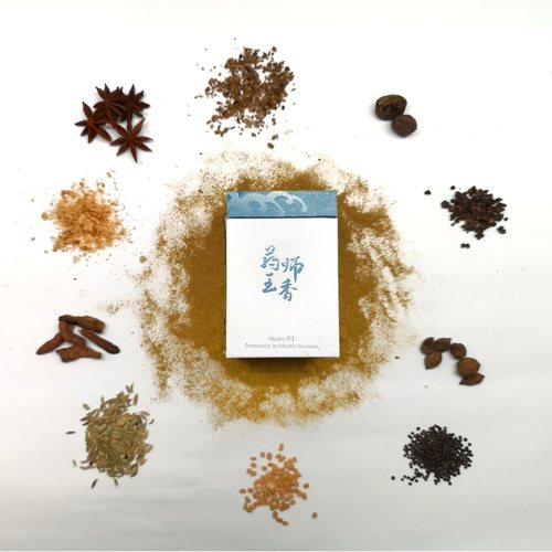 Shakti 01 Aromatic Incense