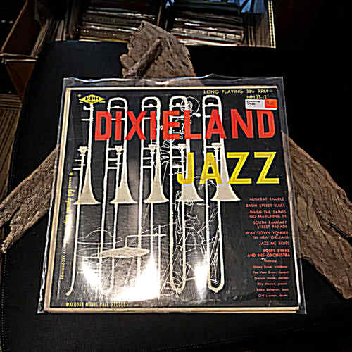 "Dixieland Jazz 10"" First Pressing 33rpm Vinyl"