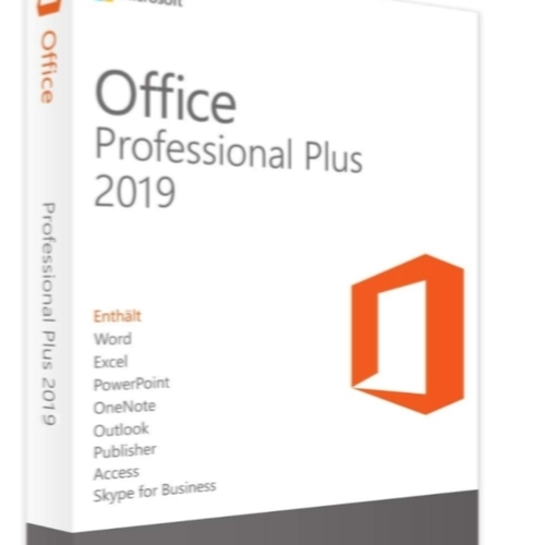 Microsoft Office Professional Plus 2019 (WINDOWS)