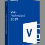 Microsoft Visio 2019. (compatible with windows 10)