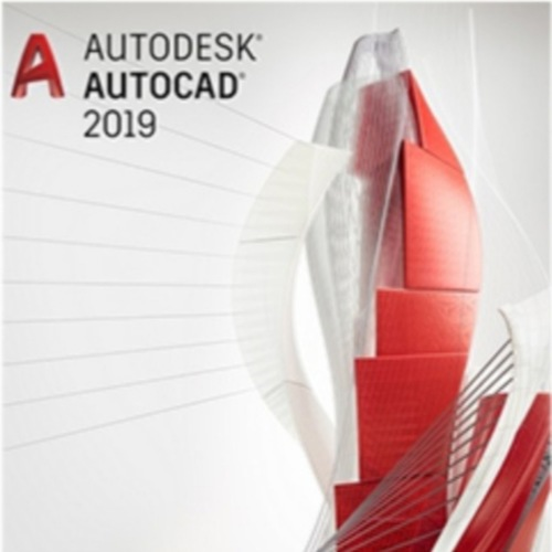 Autodesk AutoCAD 2019 ( Genuine key)
