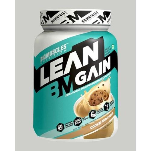 Bigmuscles Nutrition Lean Gain Cookie & Cream 2.2 lbs