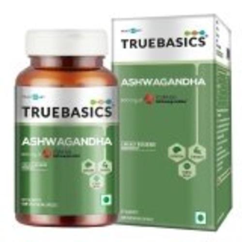 MastMart TrueBasics Ashwagandha, 60 capsules