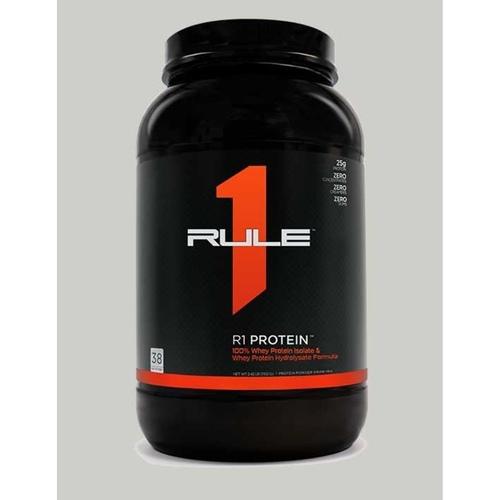 WellnessMart Rule 1 Protein - Vanilla Butter Cake 2.4 lbs