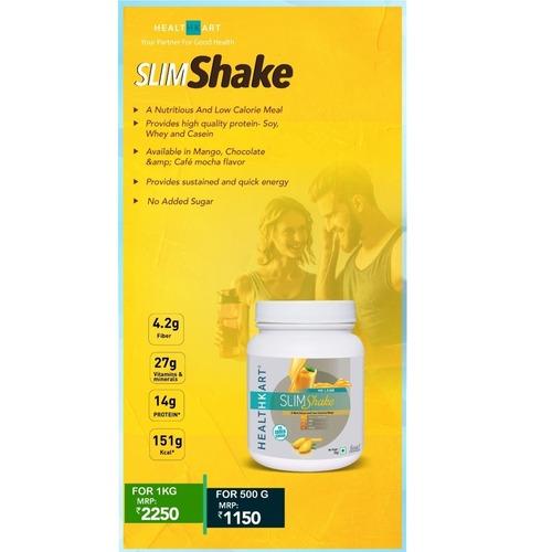 MastMart Healthkart SlimShake 1 Kg. Chocolate