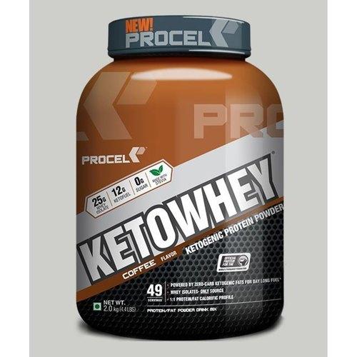 MastMart Procel KETOWHEY Cold Coffee Shake 2kg