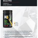 MastMart MuscleBlaze BCAA Pro, 0.45 kg Watermelon