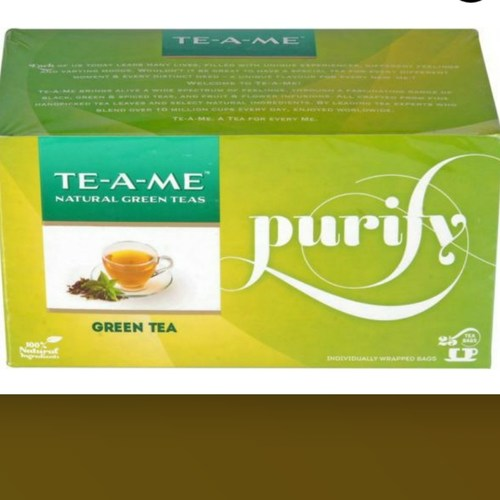 TE-A-ME TULSI GREEN 25 S TB
