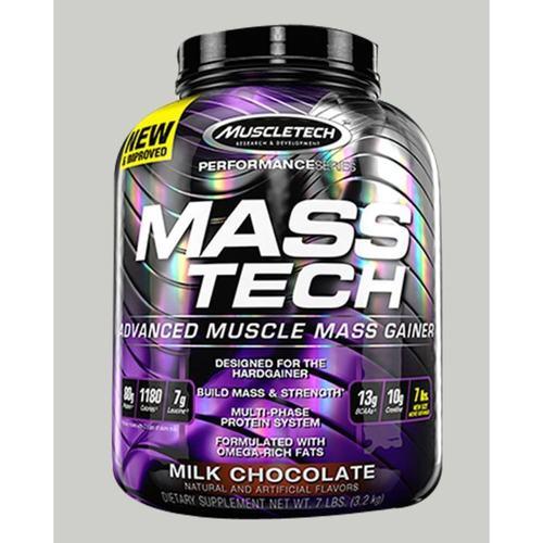 Muscletech Masstech Performance Series - Chocolate 7 Lbs