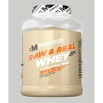 MastMart Bigmuscles Nutrition Raw & Real Whey Protein Unflavoured 4.4 lbs
