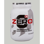 MastMart Bigmuscles Nutrition ZERO Protein Powder from 100 Whey Isolate Caffe Latte 2 lbs