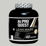 Proquest Lean Mass Vanilla Cream - 3Kg