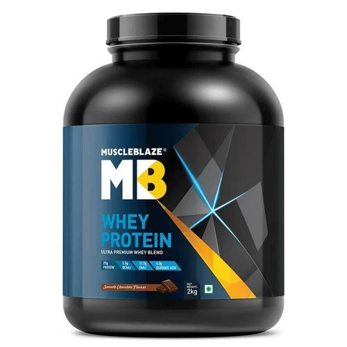 MuscleBlaze Whey Protein 2 Kg