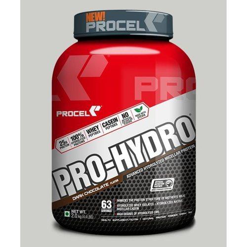 WellnessMart PROCEL Pro-Standard 100 Whey 2kg Mocha Cappuccino Coffee wFree Shaker
