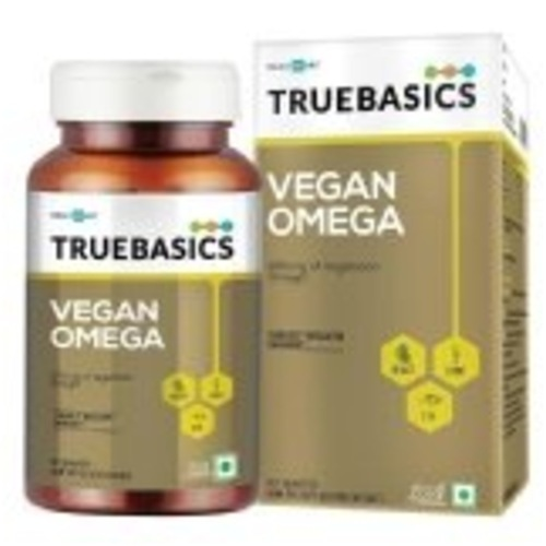 MastMart TrueBasics Vegan Omega 870mg, 90 softgels