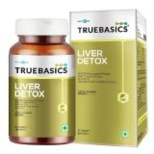 MastMart TrueBasics Liver Detox, 90 tablets